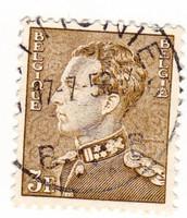 Belgium forgalmi bélyeg 1951