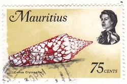 Mauritius forgalmi bélyeg 1969