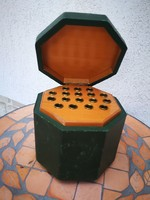 Zenélő, cigeretta, szivarka kináló, zenél a felnyitásra! Szivar doboz de vékonyhoz! Luxus cigaretta