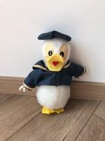 Antik Donald kacsa a tengerész régi játék figura
