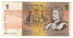 1 dollár 1979 Ausztrália