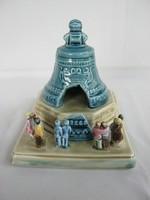 Orosz porcelán harang