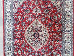 Kézi csomózású Iráni  szőnyeg.130x78cm Alkudható!!