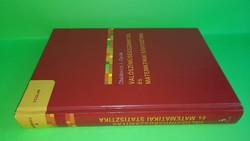Valószínűségszámítás és matematikai statisztika 2009.3000.-Ft