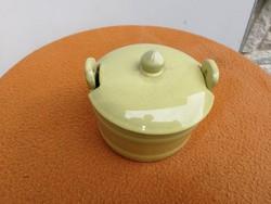Gmunden, Gmundeni keramik Ausztria. Cukortartó, fűszertartó. Különleges!