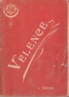 VELENCE képes útikalauz 1900 körül