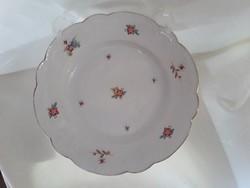 3361- Gyöngyös zsolnay tányér