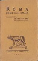RÓMA Kirándulási Kalauz 1929