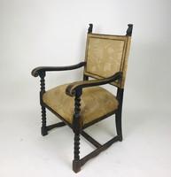 Koloniál karfás szék