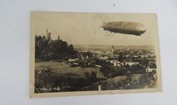 1934 Zeppelin képeslap levelezőlap