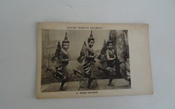 Szalézi missziók Sziámban képeslap levelezőlap Soproni vonatkozás