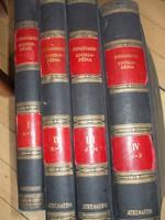 Közgazdasági enciklopédia I-IV. kötet