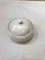 Régi hollóházi porcelán bonbonier