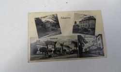 Zalaegerszeg 1944. képeslap Soproni címzett