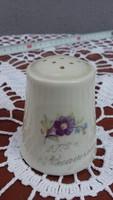 Sószóró, porcelán,  Bulgária