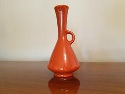 Régi retro Gorka kerámia art deco váza