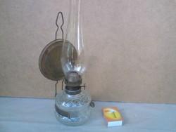 Régi petróleum lámpa