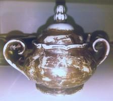 Antik Bavaria cukortartó