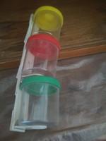 Retró müanyag háztartási dolgok