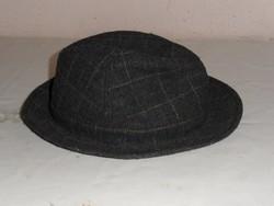 TRADITIONAL IRISH kockás férfi kalap