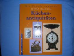 Konyhai antikvitások  német nyelven