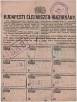 Budapesti Élelmiszer-Igazolvány