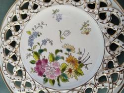 Schütz Cilli süteményes tányér