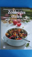 Zöldséges ételek NOVA szakácskönyvek