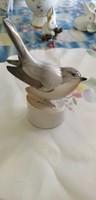 Zsolnay porcelán madár eladó!