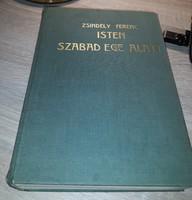 Zsindely Ferenc: Isten szabad ege alatt (1933)