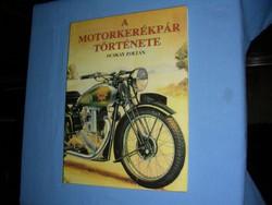 A motorkerékpár története