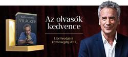 Kepes András Világkép. Libri 2006. 2007 Libri közönségdíjas SZOMBATHELYEN