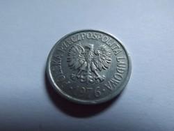 20 Groszy Lengyelország  1976 !!