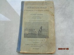 Antik természetrajz a népiskolák V-VI. osztálya számára (1906)