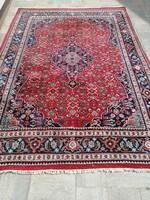 Kézi csomózású Iráni  Keshan szőnyeg.alkudható!! 240x170cm