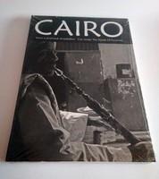 Cairo: Város a piramosok árnyékában, fotóalbum, fóliás