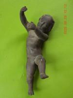 Súlyos, antik angyalka szobor eladó