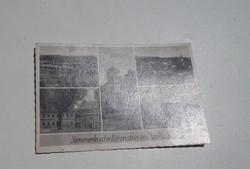 II. világháborús német képeslap ritka!!! (AA-0705)