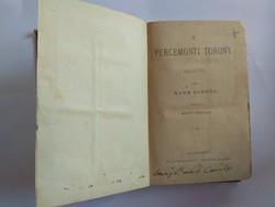 Sand György: A Percemonti Torony, fordította Zichy Camilla, 1886
