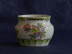 Herendi váza Viktória 8 cm .
