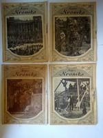 5db Képes Krónika 1924 VI. évfolyam