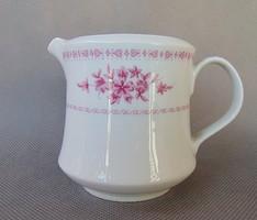 Alföldi  virágos  porcelán kiöntő