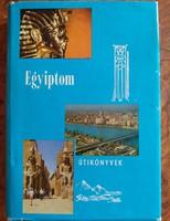 Egyiptom útikönyv, alkudható!