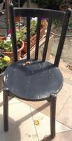 Thonet jellegű felújításra szoruló szék