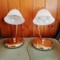 Art-Deco asztali lámpa 2db.Alkudható!!