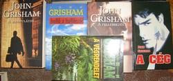 John Grisham, Dean R. Koontz könyvek