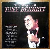 Tony Bennett - The Magic of  Tony Bennett, 197?  Horatio Nelson Records