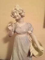Német Lány figura 68cm