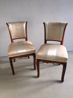 Biedermeier szék párban