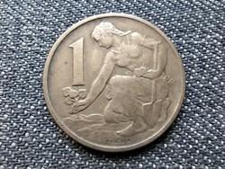 Csehszlovákia 1 Korona 1957 (id24930)